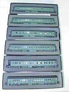 Bachmann Spectrum Santa Fe Set Of 6 Different Cars Mint In Box