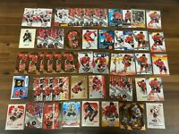 54 Card Lot Chicago Blackhawks Rookie And Inserts Kane Toews Sharp LOT w/ RC