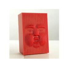ROTALIANA - EOLO, lampada multifunzione da tavolo, rosso