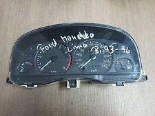 Ford Mondeo Tacho Dzm (182.072 km) 93BB-10849-CEA Bj.93-96