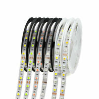 DC12V 5M SMD LED 5050 RGB RGBW RGBWW 60leds/m 300 LED Flexible Tape Strip Light