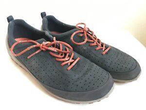 ECCO Biom Herren Sneaker Schuhe Gr. 43 grau
