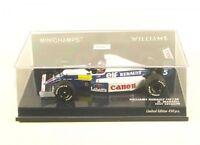 Williams Renault FW13B No.5 Test Session Formula 1 1991(Nigel Mansell)