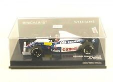1 43 Minichamps Williams Renault Fw 13b test Session Mansell