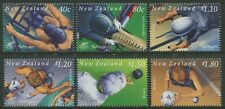 OLYMPIC GAMES + SPORTING PURSUITS 2000 - MNH SET OF SIX (G111)