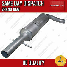 VW GOLF MK4,BORA,BEETLE 1.4,1.6,1.9 EXHAUST CENTRE MIDDLE SILENCER PIPE 97>10