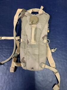 British Army Desert DPM Camouflage Water Hydration System Camelbak pack 3 Litre