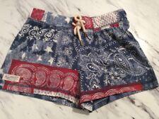 Polo Ralph Lauren Americana Girls Shorts Size 7 New NWT Drawstring