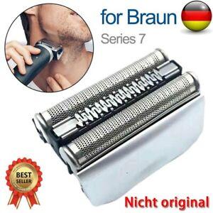 Shaver Head Replacement Foil Cassette Cartridge 70S For Braun Series 7 790cc