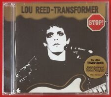 LOU REED TRANSFORMER REMASTERED CD 1998