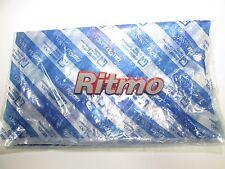 Targhetta cofano posteriore in metallo Fiat Ritmo Team  [2631.17]