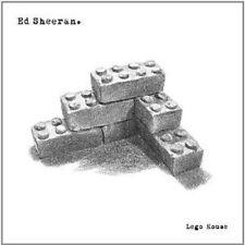 ED SHEERAN - LEGO HOUSE (2TRACK)  CD SINGLE  2 TRACKS INTERNATIONAL POP  NEW!