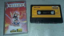 Musikkasette willow Karussell