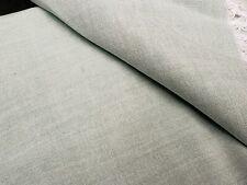 Best Vintage Feedsack Quilt Fabric 1940s Jadeite Green Solid Flour Full Sack