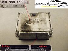 Seat Alhambra / VW Sharan 1.9 TDi Diesel - Main Engine ECU - 038 906 019 FC