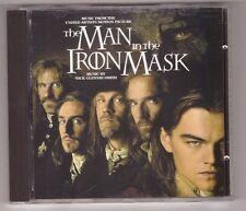 THE MAN IN THE IRON MASK COLONNA SON LA MASCHERA DI FERRO CD APERTO NON SIGILLAT