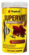 TROPICAL Supervit granulé 1000 ml NOURRITURE POUR LES POISSONS Zierfische
