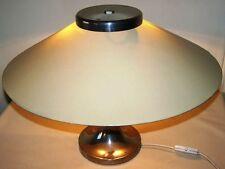 great old Desk lamp, rare Form, Design 1960s Years Cult Retro NARVA