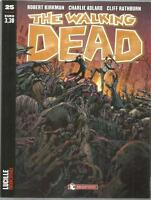 THE WALKING DEAD 25 VARIANT COVER HITCH SALDAPRESS