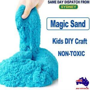 Magic Coloured Sand - Blue/Pink/Sand 1kg Modelling Sand