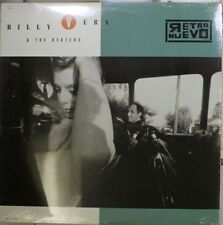 Rock Sealed! Lp Billy Vera & The Beaters Retro Nuevo On Capitol