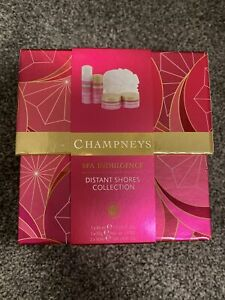 Brand New Champneys Spa Indulgence Distant Shores Collection