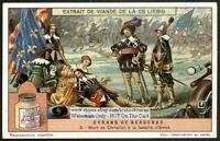 Cyrano de Bergerac By Rostand  6 NICE 1920s Trade Ad  Cards