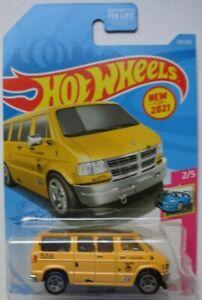 2021 Hot Wheels HW DRIFT 2/5 Dodge Van 50/250 (Mooneyes)