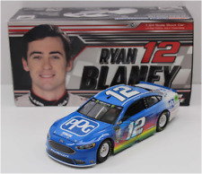 NASCAR 2018 RYAN BLANEY # 12 PPG PAINTS 1/24 CAR IN STOCK