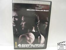 Million Dollar Baby * Dvd * Fullscreen * 2 Disc *
