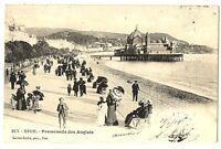 CPA 06 Alpes-Maritimes Nice Promenade des Anglais animé