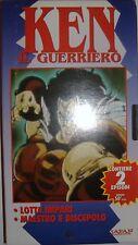 VHS - HOBBY & WORK/ KEN IL GUERRIERO - VOLUME 11 - EPISODI 2