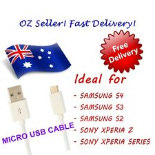 1 METRE DATA CHARGER USB CABLE FOR SAMSUNG GALAXY S6, S5, S4, S3, S2