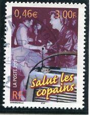 TIMBRE FRANCE OBLITERE N° 3375 LE SIECLE AU FIL DU TEMPS / LA RADIO