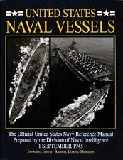 Book - United States Naval Vessels: Official United States Navy Reference Manual