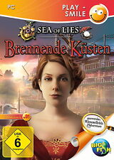 Sea Of Lies: Brennende Küsten (Wimmelbild) Big Fish Pc-Spiel