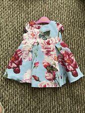 ted baker baby girl 6-9 dress