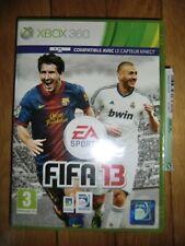 Jeu XBOX 360 vf FIFA 13 (comme neuf)