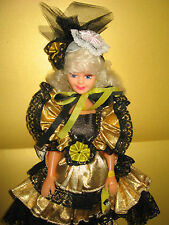 B322-BLONDE NO NAME BARBIE MODEPUPPE MARTINE MADE IN CHINA UNBESPIELT NEUWERTIG