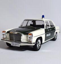 Modelcar Klassiker Mercedes Benz 220 / 8 Einsatzfahrzeug Polizei OVP, 1:18, K020