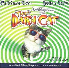 THAT DARN CAT - ORIGINAL WALT DISNEY SOUNDTRACK - 13 TRACKS - BRAND NEW - G171