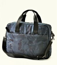 American Eagle Outfitters AEO Messenger Bag Computer Bag– Camo Gray New