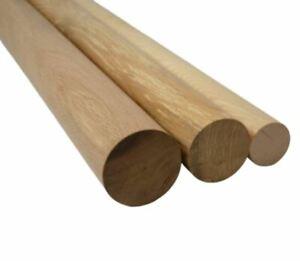 Hilwood - Rundstab Esche Massivholz , Ø 50 mm länge 180 cm