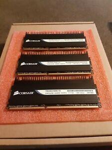 Corsair PC3-12800 (DDR3-1600) 2GB DIMM 1600 MHz PC3-12800 SDRAM Memory (TR3X6G1…