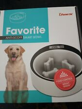 Favorite Anti-scoff Smart Bowl Food Control Weight Sensor Pet Dog Cat Bowl