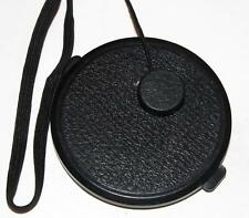 Front Lens Cap 58mm snap on type with keeper string hong kong