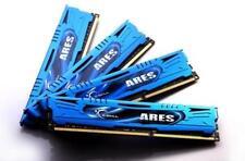 16GB G.Skill DDR3 PC3-17000 2133MHz Ares Series Low Profile (9-11-20) Quad Kit