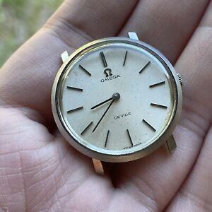 Omega De Ville Ref. 111.077 Slim Dress Watch - 34mm Cal. 620