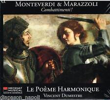Monteverdi & Marazzoli: Combattimenti! / Le Poeme Harmonique - CD