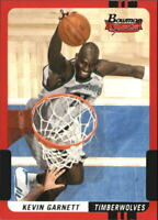 2004-05 Bowman Signature Edition Basketball Cards Pick From List